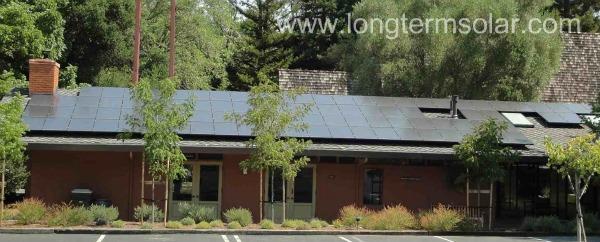 18 KW Solar Electric Church